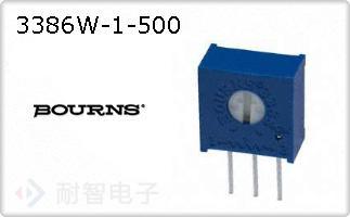 3386W-1-500