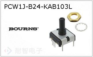 BOURNS   PCW1J-B24-KAB103L   POTENTIOMETER 10K