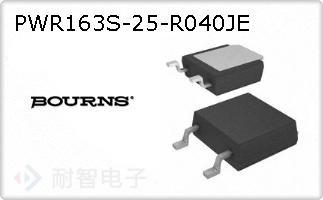 PWR163S-25-R040JE