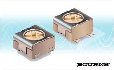 Bourns宣布扩展Mutifuse MF-RG系列热敏电阻可恢复式保险丝产品线